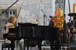 Óbudai Nyár 2011. Vendég Somló Tamás (Fotó: Antal István)